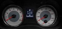 2013 Subaru Impreza, odomoter and tachometer, interior, manufacturer
