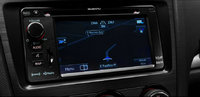 2013 Subaru Impreza, front navigation panel, interior, manufacturer