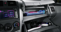 2013 Toyota Corolla, front glove compartment, interior, manufacturer