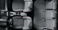 2013 Toyota Corolla, front and rear top view, interior, manufacturer