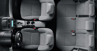 2013 Toyota Corolla, front and rear top view, manufacturer, interior