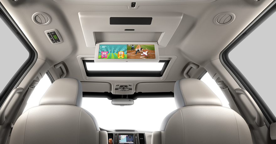 2013 toyota sienna interior pictures cargurus. Black Bedroom Furniture Sets. Home Design Ideas