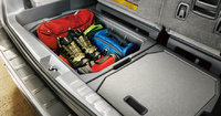 2013 Toyota Sienna, rear cargo space, manufacturer, interior