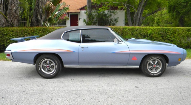 Picture of 1970 Pontiac GTO