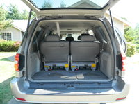 Picture of 2004 Toyota Sequoia SR5 4WD, interior