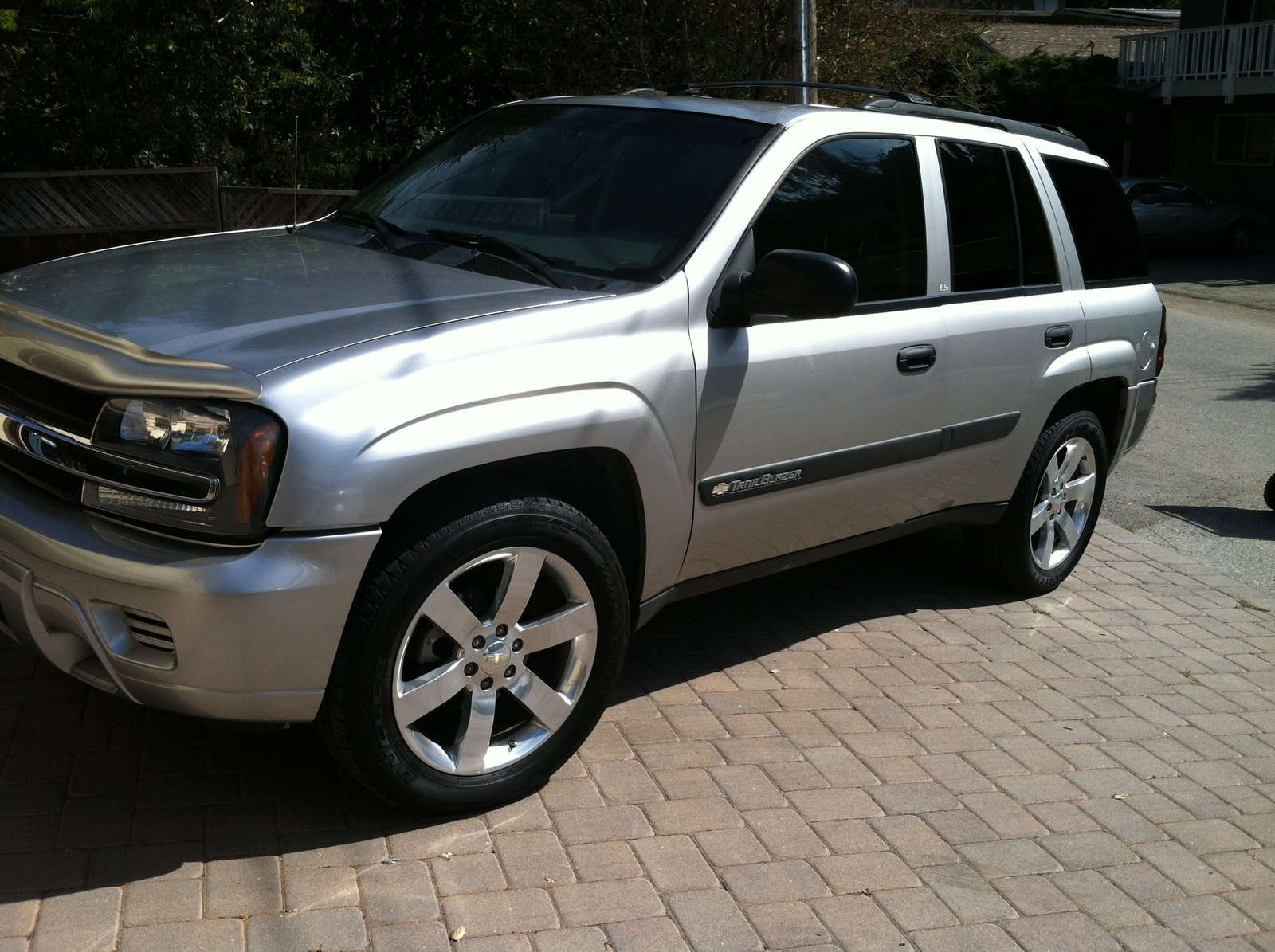 used chevrolet trailblazer recalls automotivecom autos. Black Bedroom Furniture Sets. Home Design Ideas