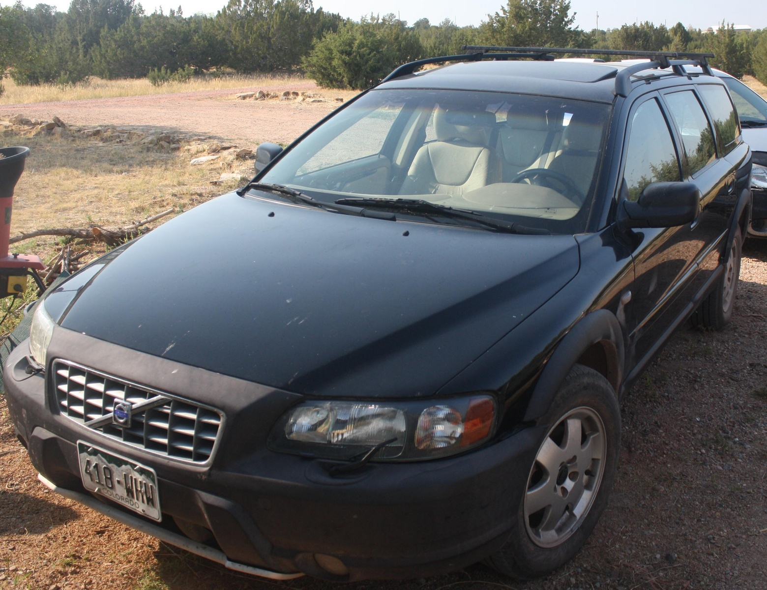 2002 Volvo V70 R Related Infomation Specifications