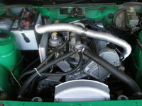 Picture of 1977 Triumph TR7, engine