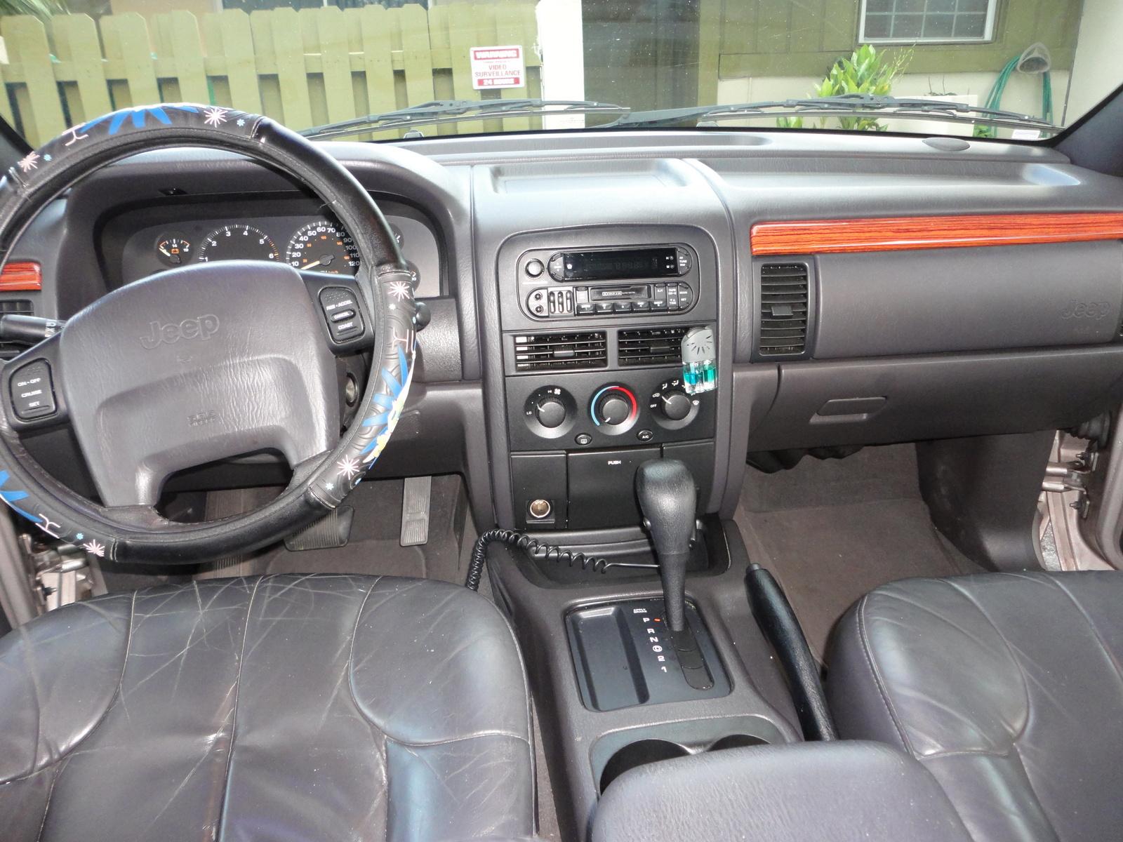 1999 jeep grand cherokee pictures cargurus - Jeep grand cherokee laredo interior ...