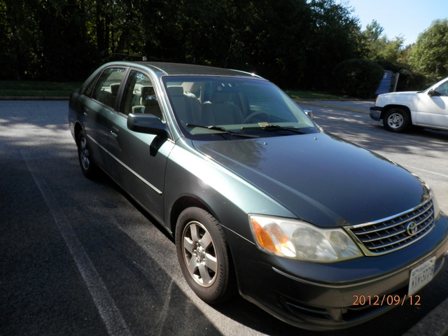 Picture of 2003 Toyota Avalon XL, exterior, gallery_worthy