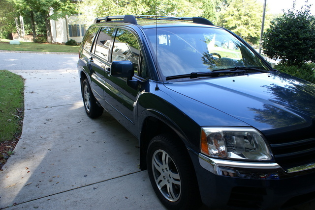 Picture of 2005 Mitsubishi Endeavor XLS AWD, exterior, gallery_worthy