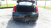 Picture of 2011 Cadillac CTS Sport Wagon 3.6L Performance AWD, interior