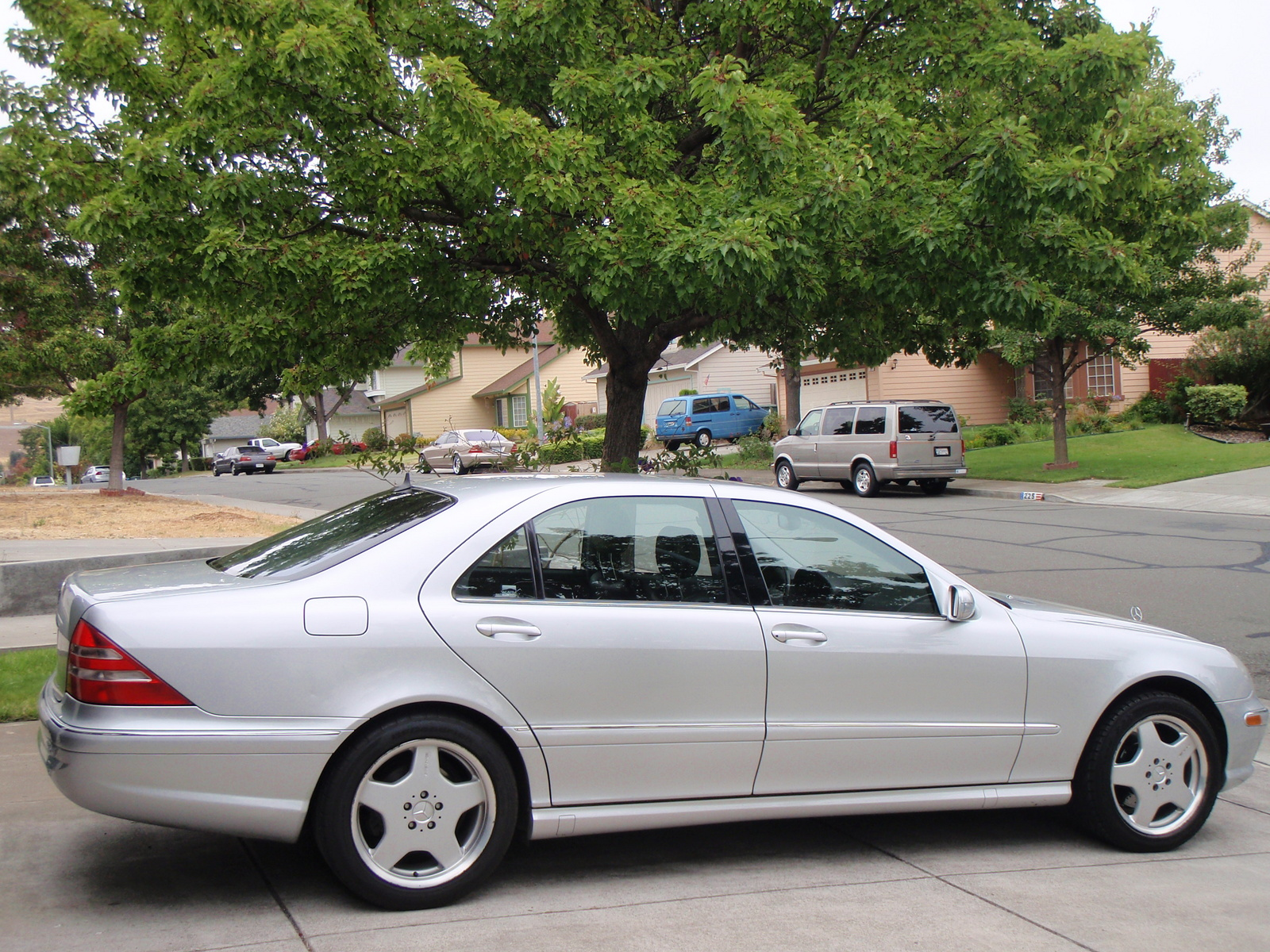2001 Mercedes Benz S Class Pictures Cargurus