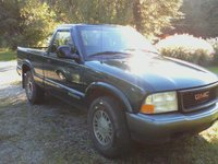 Picture of 1998 GMC Sonoma 2 Dr SL 4WD Standard Cab LB, exterior, gallery_worthy
