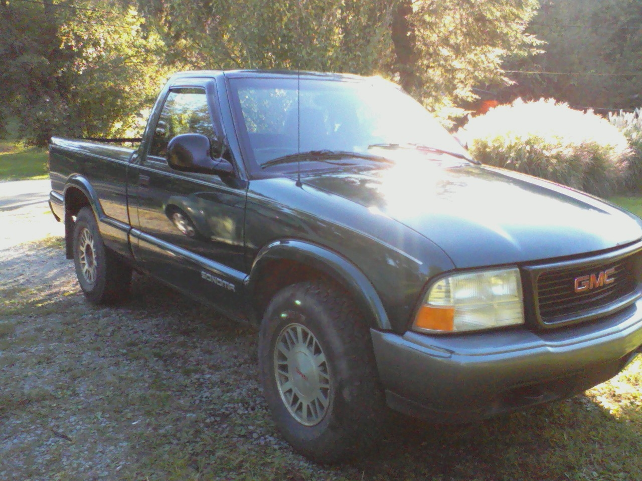 Picture of 1998 GMC Sonoma 2 Dr SL 4WD Standard Cab LB, exterior