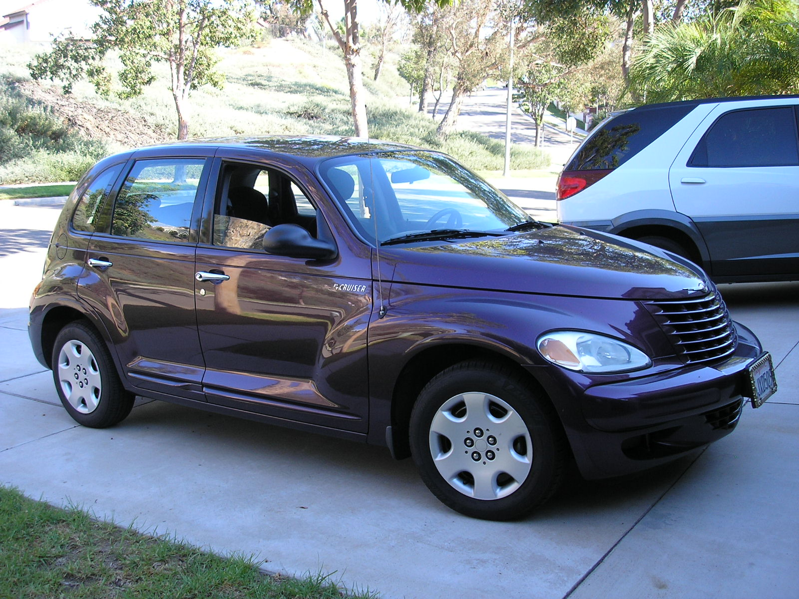 2004 chrysler pt cruiser exterior pictures cargurus. Black Bedroom Furniture Sets. Home Design Ideas
