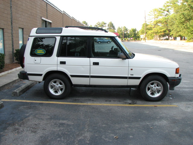Who Owns Land Rover >> 1997 Land Rover Discovery - Pictures - CarGurus
