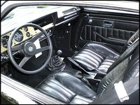 Picture of 1976 Chevrolet Vega, interior