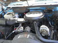 Picture of 1993 Chevrolet C/K 2500 Ext. Cab 6.5-ft. Bed 4WD, engine