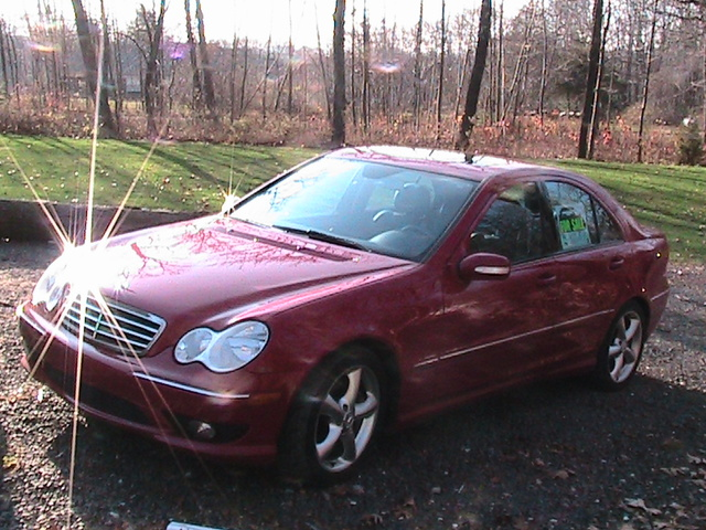 Picture of 2000 Mercedes-Benz C-Class