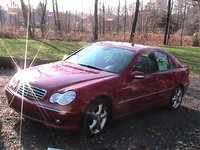 2000 Mercedes-Benz C-Class, Picture of 2007 Saturn Aura XR, exterior
