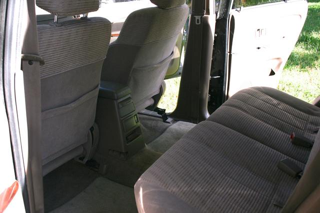 1996 Toyota 4runner Interior Pictures Cargurus