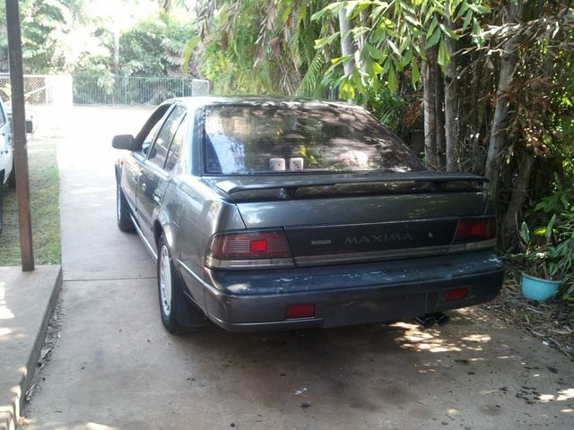 Picture of 1991 Nissan Maxima GXE, exterior, gallery_worthy