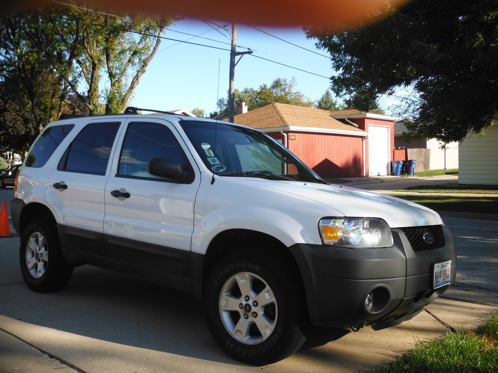 Picture of 2006 ford escape xlt sport exterior