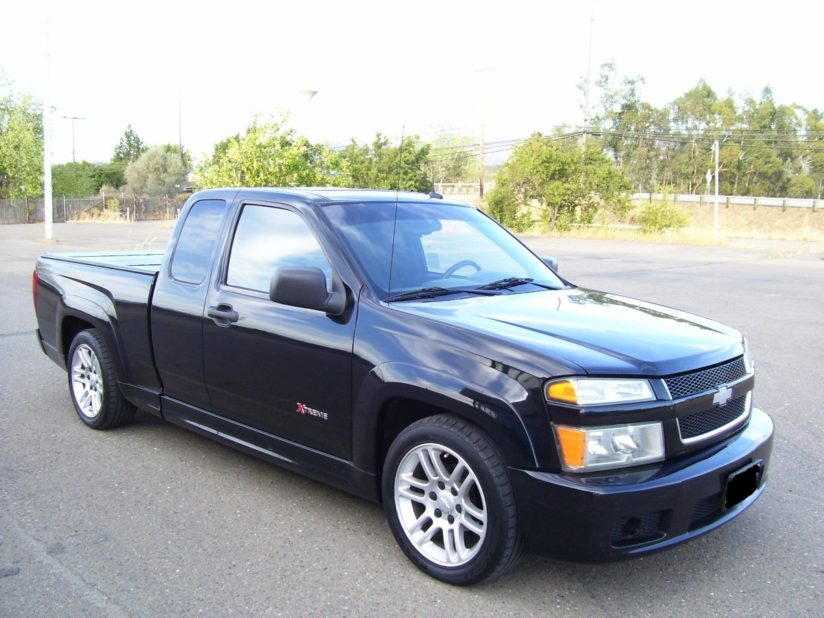 2005 chevrolet colorado 4 dr z85 ls extended cab sb picture exterior. Cars Review. Best American Auto & Cars Review