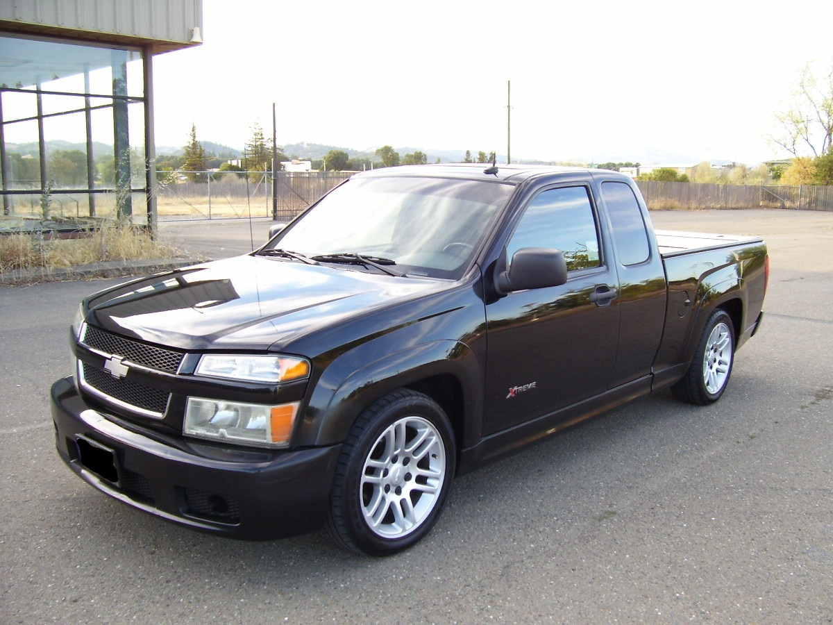 picture of 2005 chevrolet colorado 4 dr z85 ls extended cab sb. Cars Review. Best American Auto & Cars Review