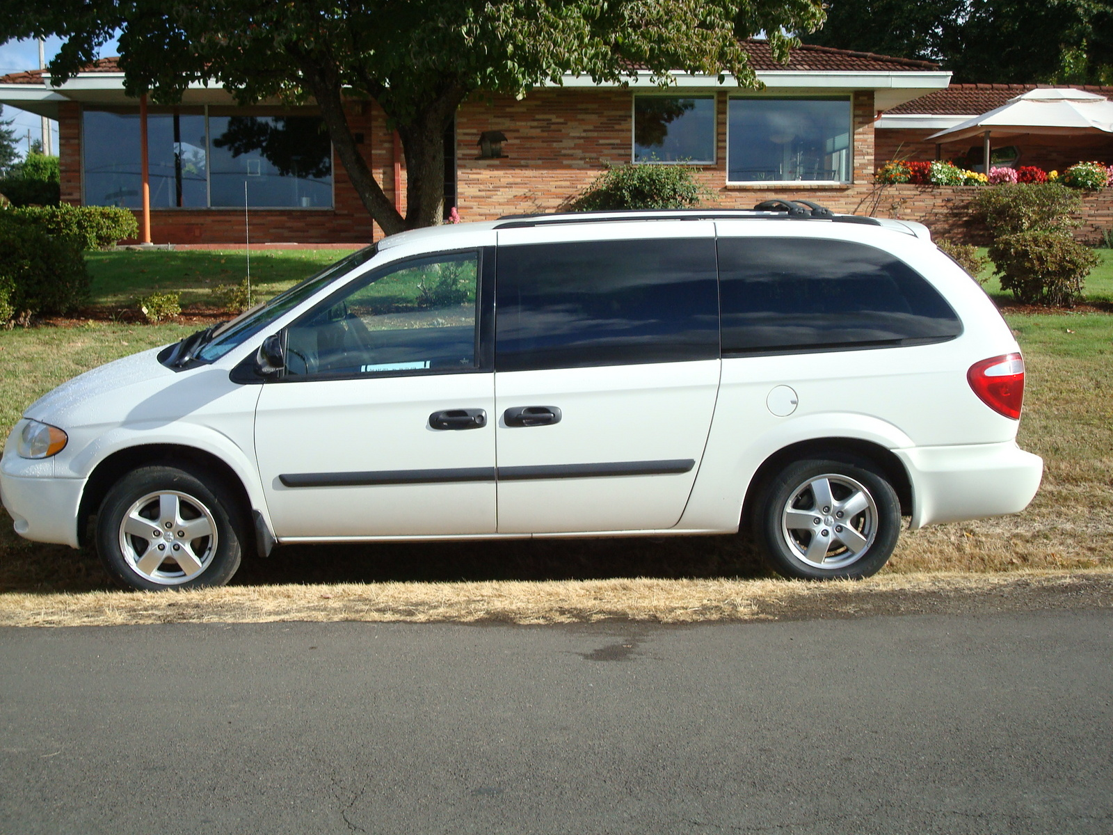 picture of 2006 dodge grand caravan se exterior. Cars Review. Best American Auto & Cars Review