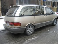 Picture of 1992 Toyota Previa 3 Dr Deluxe Passenger Van, exterior, gallery_worthy