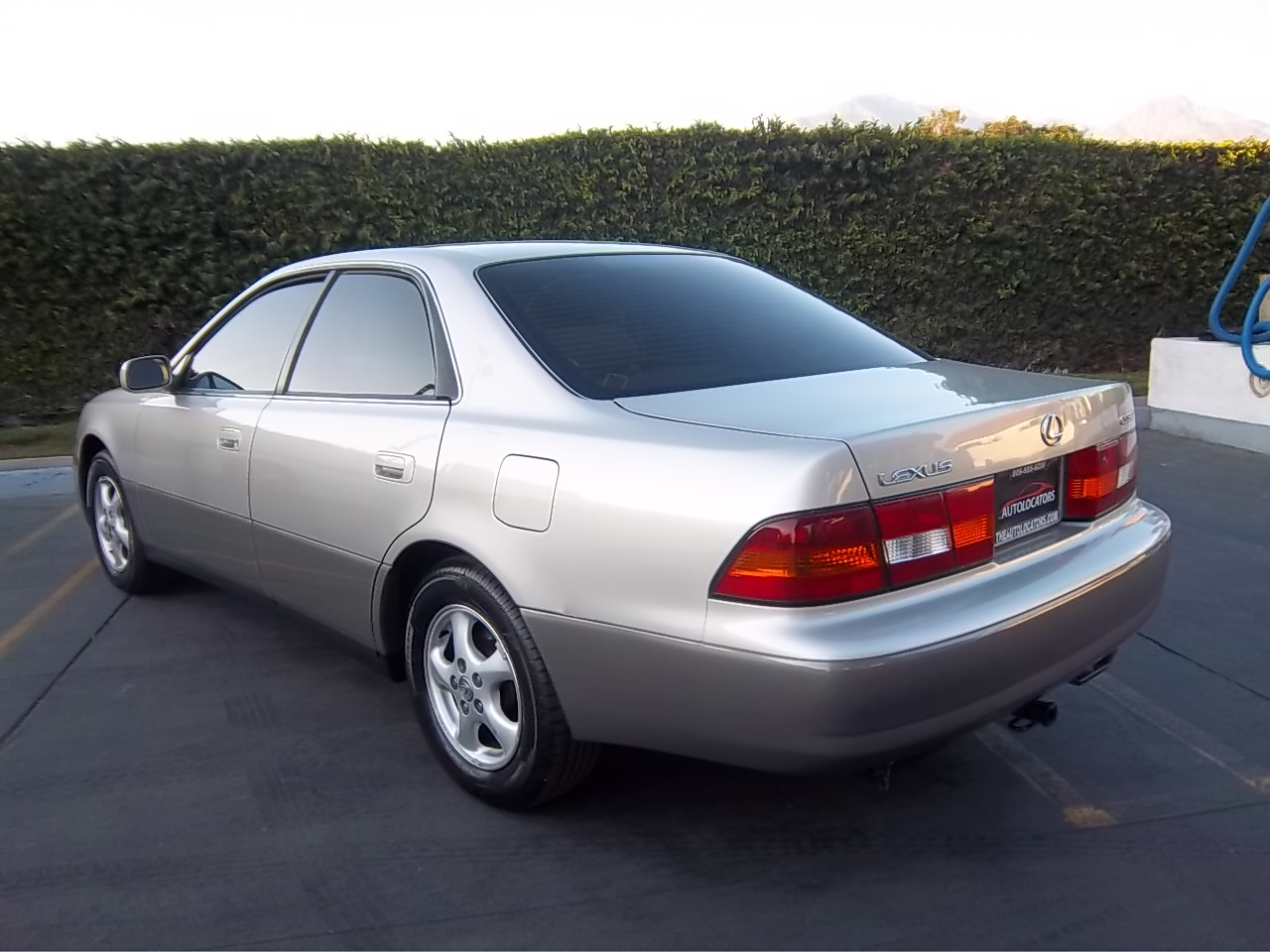 1999 Lexus Es300 Service Manual Download