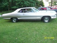 1965 Pontiac Grand Prix, At a car show, exterior, gallery_worthy