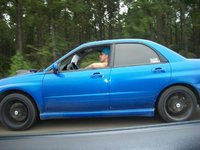 Picture of 2005 Subaru Impreza WRX Base, exterior