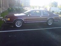 1989 Lincoln Mark VII picture, exterior