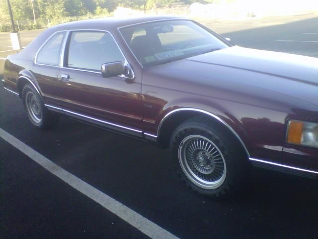 Picture of 1989 Lincoln Mark VII