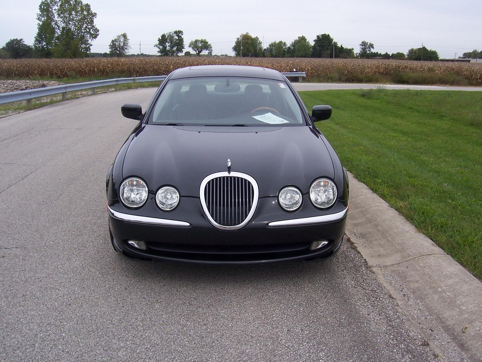 2002 Jaguar S-Type 4.0 - Pictures - Picture of 2002 Jaguar S-Type ...