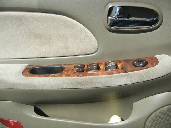 Picture of 2000 Hyundai Santro, interior