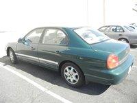 2000 Hyundai Santro Overview