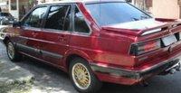 1986 Volkswagen Passat, exemplar EX 1991 lateral. Nessa cor ficou meio Delorean do back to the future. No tom azul escuro ou grafite  parece que fica melhor., exterior, gallery_worthy