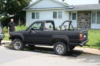 1988 Toyota Hilux Surf Overview