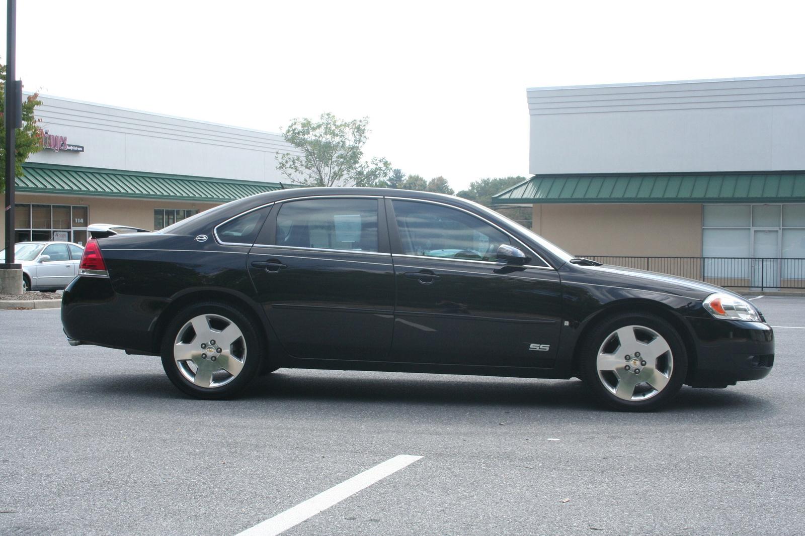 2008 Chevrolet Impala ...