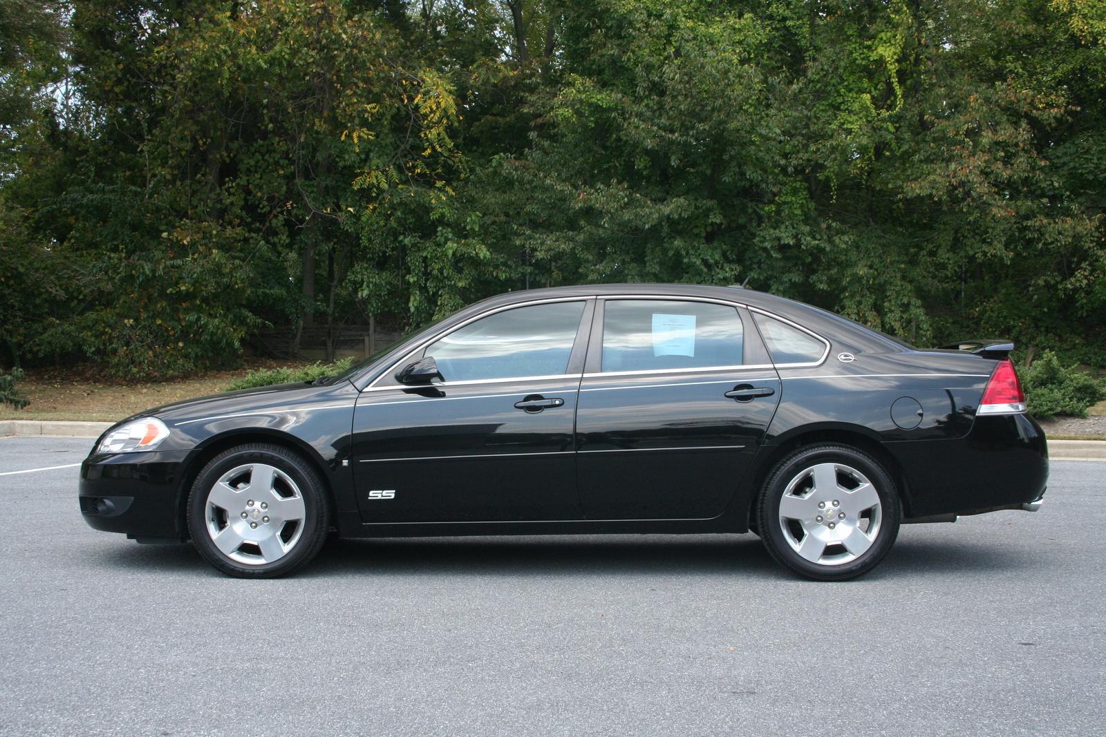 Used 2008 chevrolet impala ltz sedan apps directories