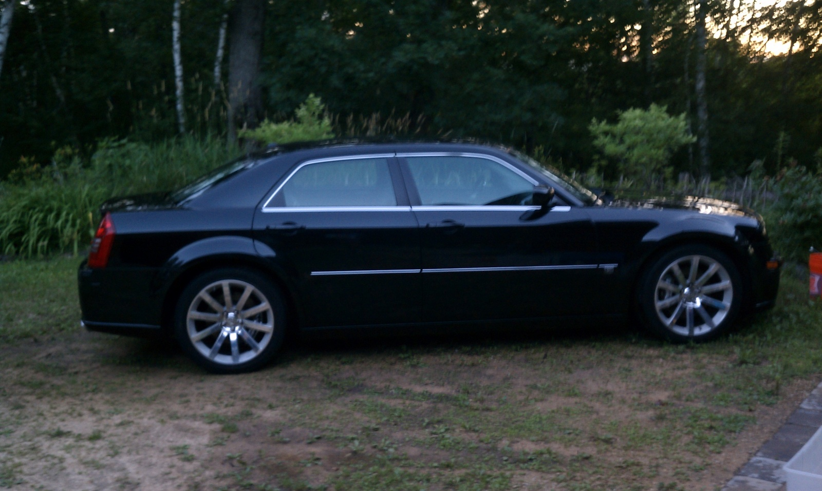 Chrysler C Srt Base Pic