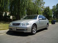 2002 Lexus GS 300 Base, Picture of 2002 Lexus GS 300 STD, exterior