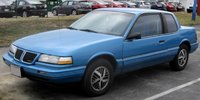 1991 Pontiac Grand Am Overview
