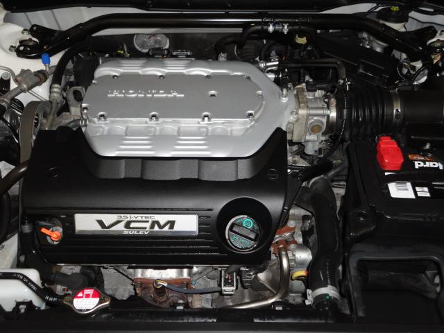 2009 Honda Accord LX-P picture, engine