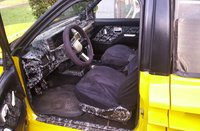 1994 Isuzu Pickup 2 Dr S 2.6 Standard Cab SB, the inside finally done, interior, gallery_worthy