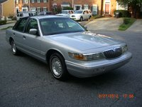 Picture of 1996 Mercury Grand Marquis 4 Dr LS Sedan, exterior